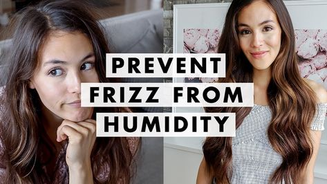 13 Ways to Prevent Frizzy Hair From Humidity YouTube (With