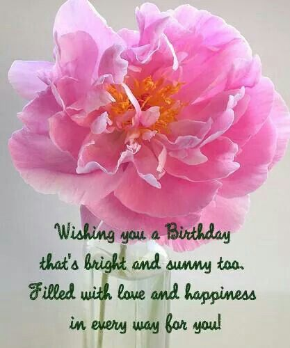 Image with flower and inspirational birthday greeting birthday image with flower and inspirational birthday greeting birthday messages pinterest inspirational birthdays and happy birthday bookmarktalkfo Gallery