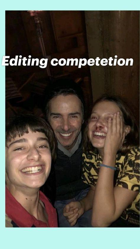 Editing competetion