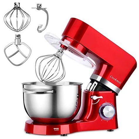 Cookmii Robot Patissier Silencieux Professionnel 1500w Robot
