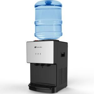 Honeywell 21 In Hot And Cold Tabletop Water Cooler Dispenser In
