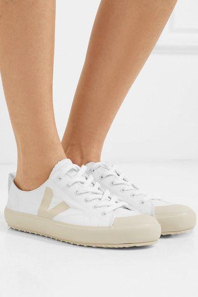Veja | Sneakers, Organic cotton canvas