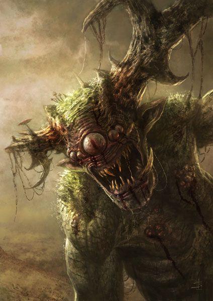 Bildergebnis für nurgle artwork fantasy