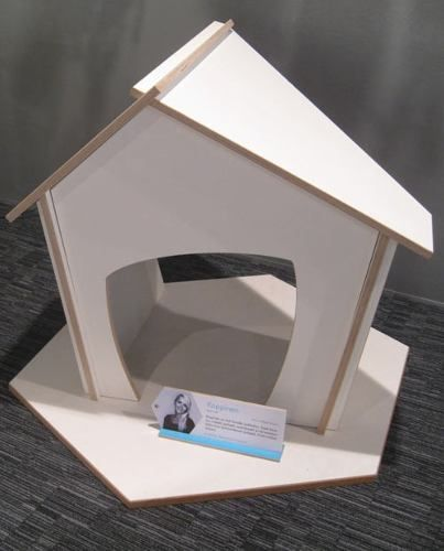 Casa De Perro Modelo Habitare