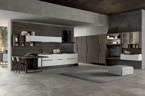 Chantal - Cucine Moderne - Cucine - Febal Casa nel 2019 ...