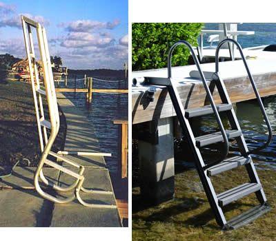 Dockladdersdepot Com In 2020 Dock Ladder Floating Jet Ski Dock Boat Dock