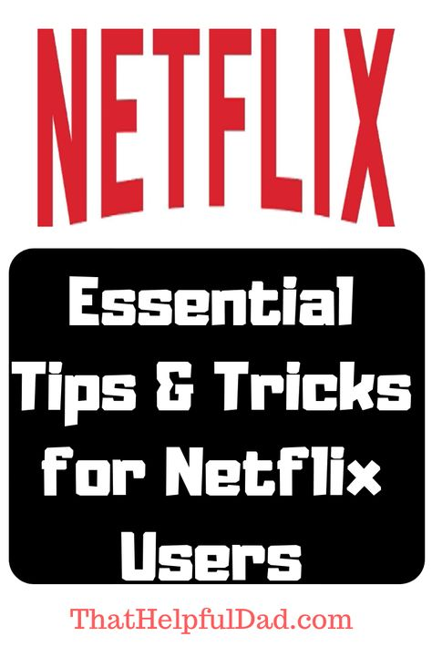 Netflix Help Guide