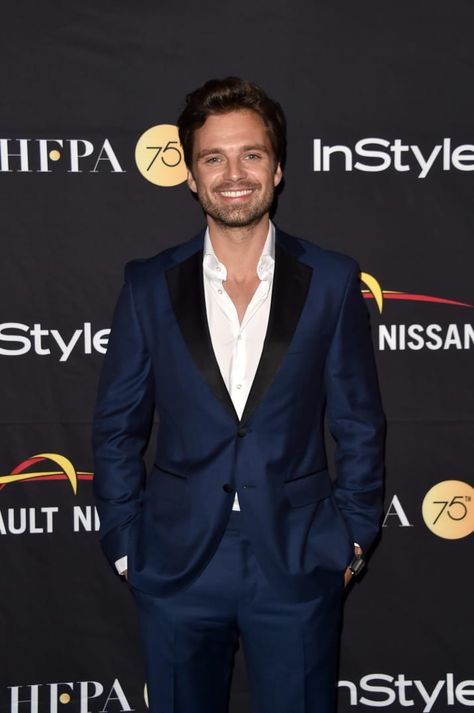- HFPA & InStyle Annual Celebration Of 2017 Toronto International Film Festival - 001 - Sebastian Stan Photo Archive