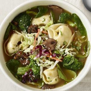 Thai Garden Chicken Wonton and more Broth Bowl Soups from Panera