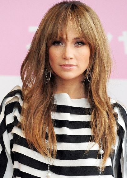 50 Cute And Effortless Long Layered Haircuts With Bangs Layered Haircuts With Bangs Long Layered Haircuts Long Layered Hair