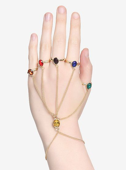 084028b5d347 Marvel Avengers: Infinity War Gauntlet Hand Bracelet, , hi-res ...