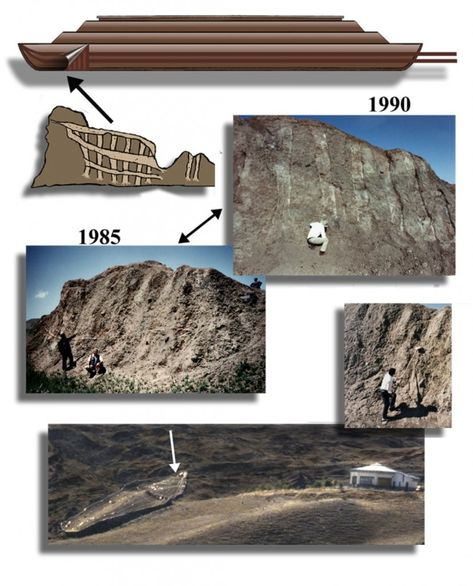 Noahu0027s Ark Discovery Prehistoric Site on Mount Ararat Represents - fresh apprendre blueprint ark
