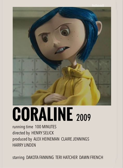 Coraline by Millie