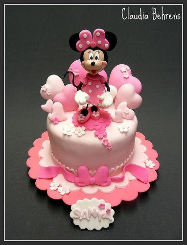 minnie cake sanya - claudia behrens | Flickr - Photo Sharing!