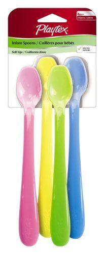 Munchkin Soft Tip Infant Cuillères Bébé Alimentation Accessoire BN