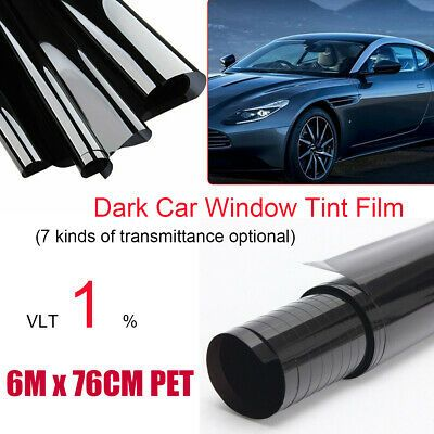 Sponsored Link Car Black Car Home Glass Window Tint Tinting Film