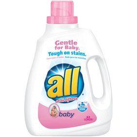 Household Essentials Laundry Detergent Laundry Liquid Baby