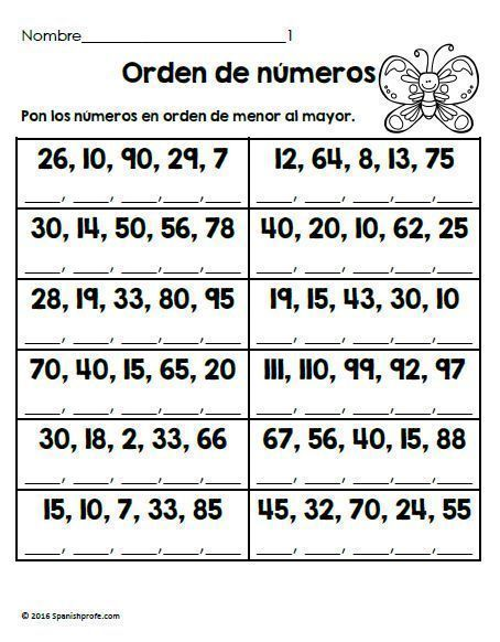 Hojas Y Centros De Matematicas Para Abril Primer Grado Spanish Math Spanish Profe Learning Math First Grade Math Math Worksheet