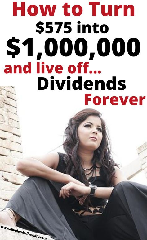 Your Finance Plan To Make a Million & Live Off Dividends