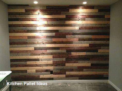 Diy Kitchen Pallets Kitchenpallet Wood Pallet Wall Pallet