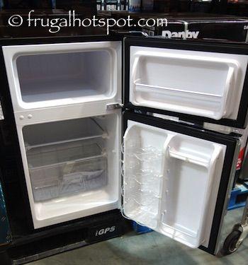 Costco Clearance Hisense Two Door 3 3 Cu Ft Mini Fridge 99 97 Mini Fridge Kitchen Refrigerator Fridge