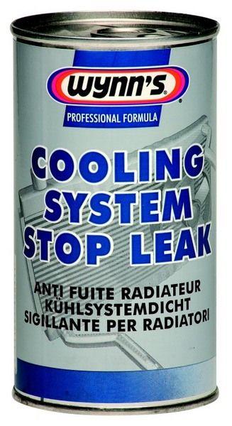 Utesnovac Chladici Soustavy Wynn S Cooling System Stop Leak W45641