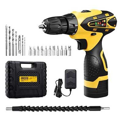Top 10 Best Cordless Drills In 2020 Reviews Electric Drill Cordless Drill Cordless Drills