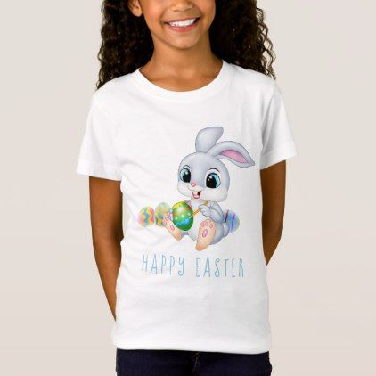 T shirt Gift Funny T shirt Family T shirt Personalised Easter Bunny Shirt Easter Boy Gift for Son Gift from Mom Cute t shirt