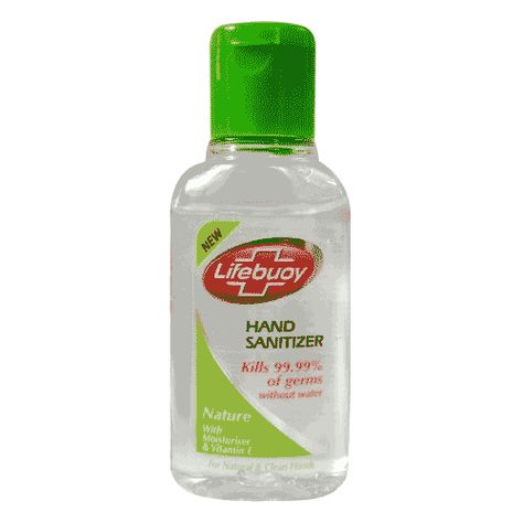 Happy Jackson Eugh Hand Sanitiser 60ml Hand Sanitizer Hands