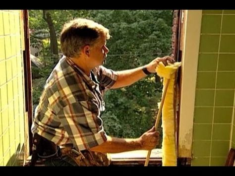 How To Install A Replacement Window This Old House