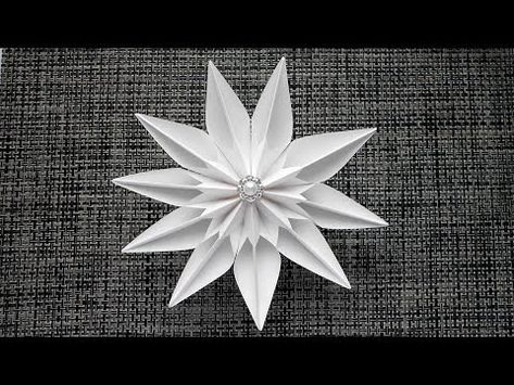 MasikBon Origami artesanías de papel ! - YouTube