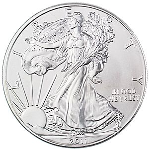 2011 1 Oz Silver American Eagle Uncirculated FREE SHIPPING
