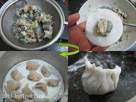 Resep Dumpling Udang Hakau Resep Makan Malam Resep Makanan Makanan