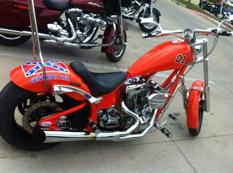 Monkey Bike /'General Lee/' Motor bike Decal Stickers set