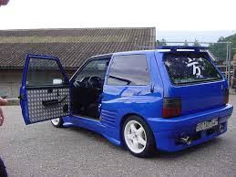 Image Result For Imagenes De Fiat Uno Tuning With Images Fiat