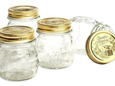 The Right Way To Sterilize Canning Jars Essential Oil Cream Preserving Jar Jar