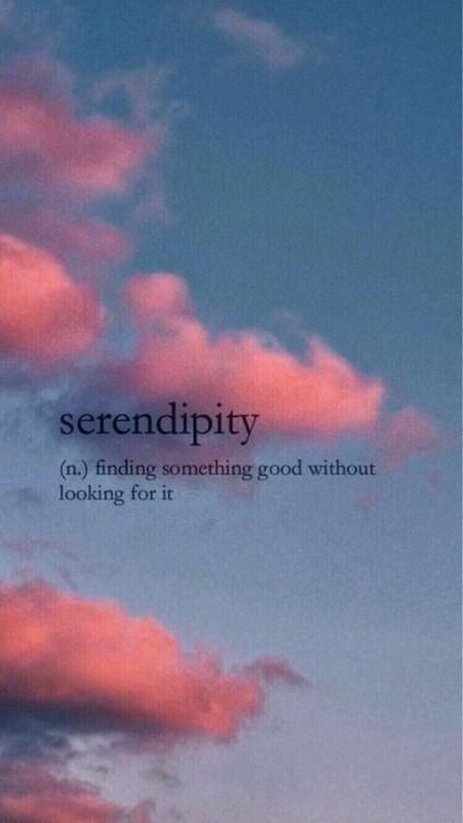 Serendipity: Finding something good without looking for it. FunctionalRustic.com #functionalrustic #quote #quoteoftheday #motivation #inspiration #quotes #diy #wisdom #lifequotes  #affirmations #rustic #handmade #craft #affirmation #michigan #motivational #repurpose #dailyquotes #crafts #success #sobriety #strongwoman #inspirational  #quotations #success #positivity #inspirationalquotes #decorations #quotations #strongwomenquotes #recovery #achievement #health #kindness #trust