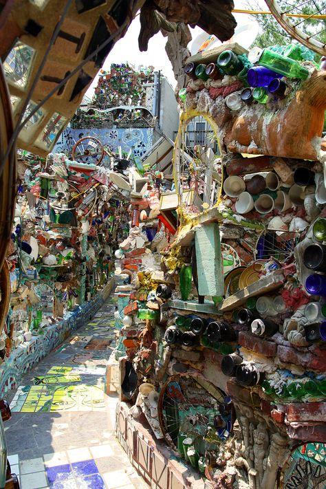 magical garden philadelphia Google Search Pottery Collections