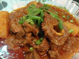 Secubit Rahsia Secukup Rasa Resepi Kari Daging Kambing Masakan Asia Daging Kambing Makanan