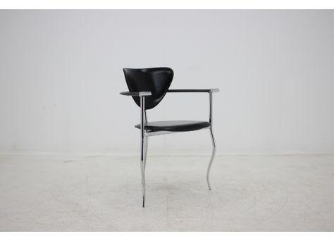Chaise En Cuir Par Arrben Italie Chaise Cuir Chaise En Cuir Blanc Et Fauteuil Cuir