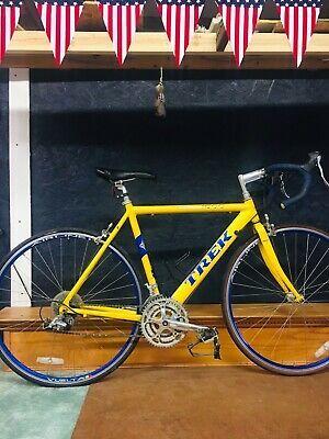 Trek Marlin 5 - Yellow - Fastrider Cycles