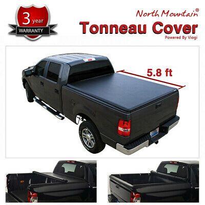 Sponsored Ebay Soft Vinyl Roll Up Tonneau Cover Fit 04 07 Silverado Sierra 5 8 Fleetside Bed Tonneau Cover Folding Tonneau Covers Vinyl Rolls