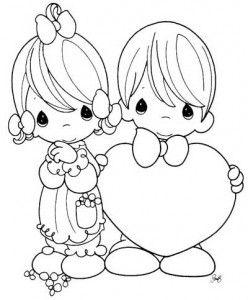 Desenhos Romanticos Pintura Dia Dos Namorados 1 Desenhos Para