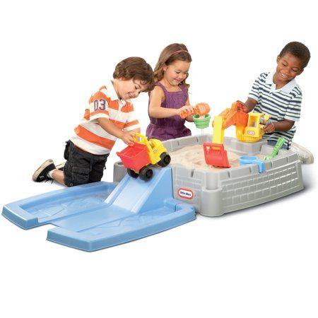 Toys Little Tikes Kids Sandbox Sandbox
