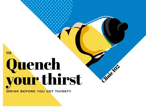 Cycling clinic - quench your thirst