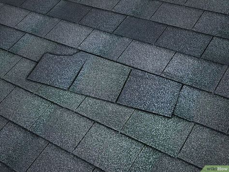 How To Replace Damaged Roof Shingles 12 Steps With Pictures In 2020 Shingling Roof Roof Shingles