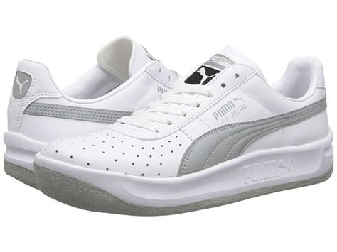 Selling - puma gv special white navy