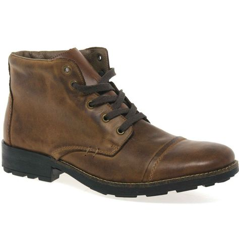 Rieker Roland Mens Leather Casual Boot 36020 Rieker from