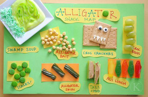 Alligator fun!