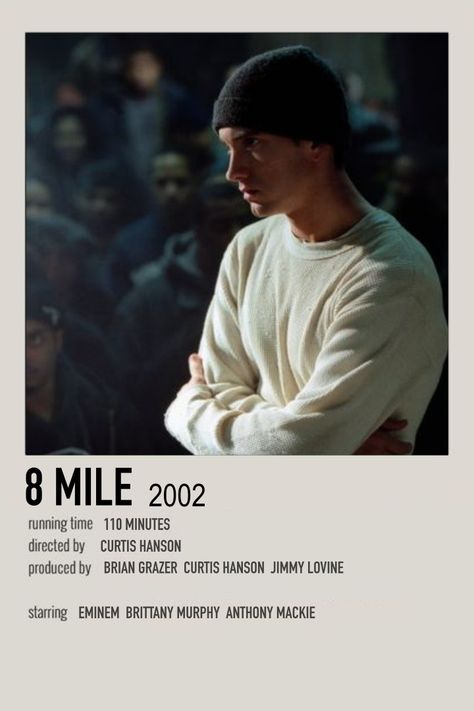 8 mile by Cass